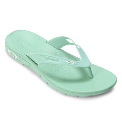 Chinelo Oakley Rest 2.0 Verde