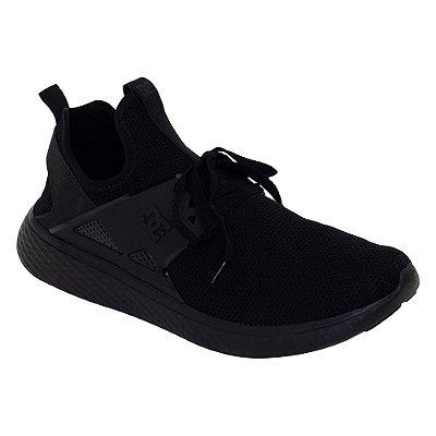 Tênis DC Shoes Meridian Masculino Preto/Preto