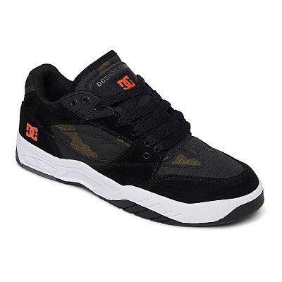 Tênis DC Shoes Maswell Masculino Preto/Branco