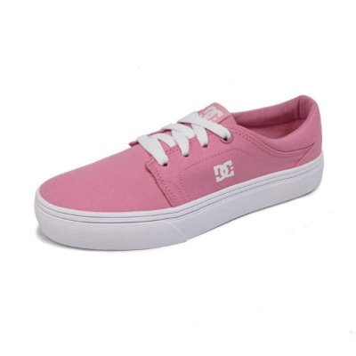 Tênis DC Shoes Trase TX W Feminino Rosa