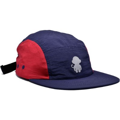 5 PANEL DUO NAVY/RED