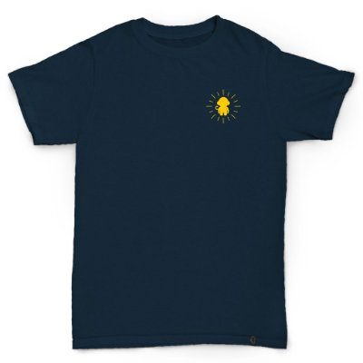T-SHIRT LOADING NAVY