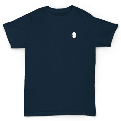 MONKEY LOGO NAVY