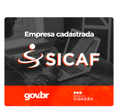 LDE - Empresa cadastrada Sicaf