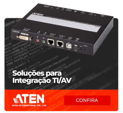 LDE - Integração TI/AV ATEN
