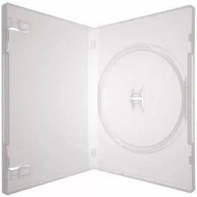 Capa de Plástico para DVD