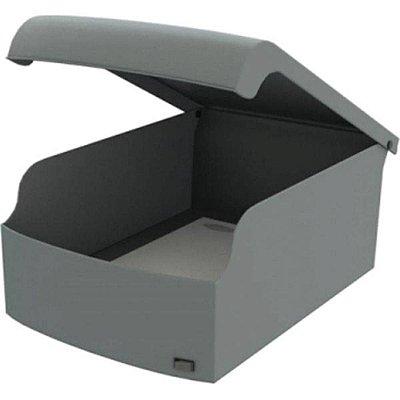 Desumidificador de Papel Plástico Cinza Menno – 1500 Folhas – 127V