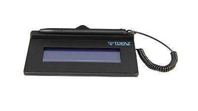 Coletor de Assinatura Topaz Systems T-S460-HSB-R Modelo Series Siglite 1X5 USB