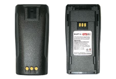 BATERIA GTS PARA MOTOROLA CP040 / CP150 / CP200 / CP250 / EP450 / GP3138 / PR400 SERIES - H4497-LI