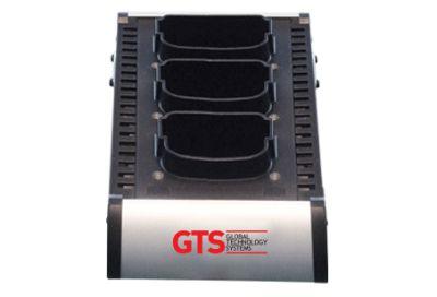 HCH-9003-CHG - Carregador de Bateria GTS 3 Compartimentos Para Symbol MC9000