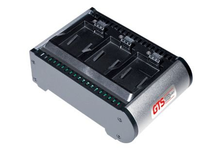HFUS220-CHG - Carregador GTS Para Fujitsu U-Scan 3 Compartimentos