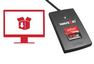 SDK de Cadastro Universal RFIDeas