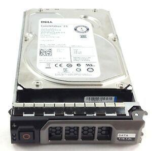 2T51W - HD Servidor Dell 1TB 6G 7,2K 3,5 SATA HDD com F238F