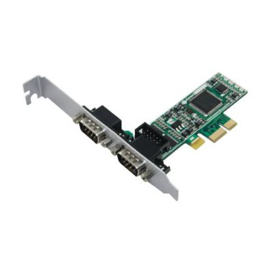 2S-PCI-E - Placa PCI EXPRESS 2 saídas seriais RS232