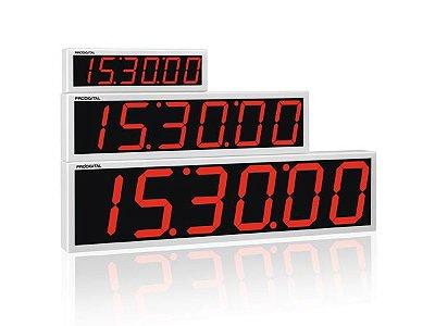 RDI-2G - Relógio Digital de Parede Prodigital - Alcance 60 Metros