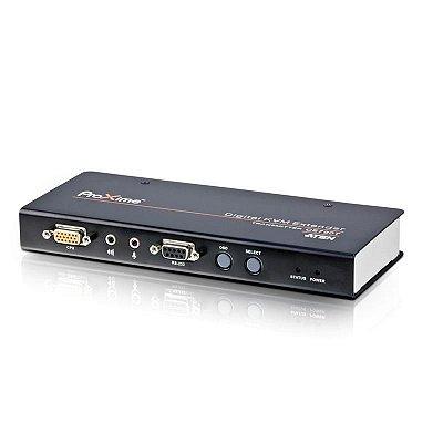 EXTENSOR DE KVM USB CAT.5E 150 M - CE-700A - ATEN