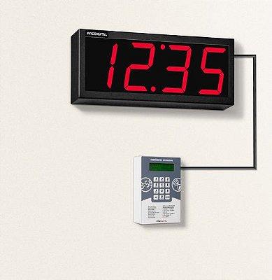 CR-1 - Cronômetro Digital Regressivo 4 Dígitos Prodigital - Alcance 40 Metros