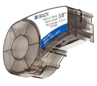 M21-375-499-TB - Etiqueta de Nylon para Impressora BMP21 Brady