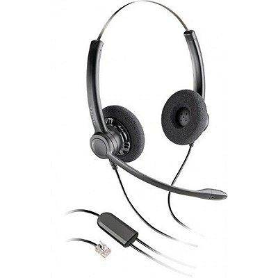 SP12 Fone de Ouvido Duplo Auricular - Plantronics