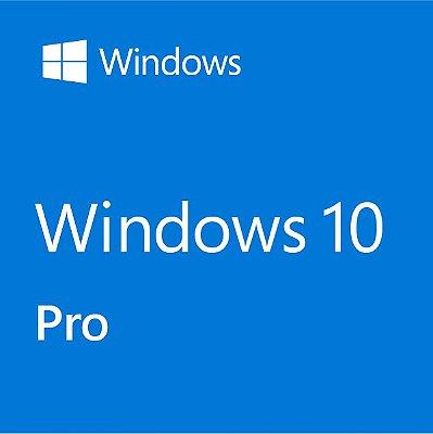 Windows Pro 10 GGK 64Bits Brazilian 1PK DSP OEI DVD - 4YR-00260 M ES
