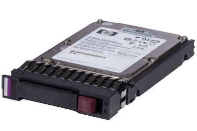 461289-001 - HD Servidor HP 1TB 7,2K 3,5 DP SAS