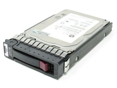 516828-B21 - HD Servidor HP 600GB 6G 15K 3,5 SAS