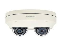 PNM-7000VD Camera Network 2MP X 2 outdoor Dome