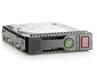 653971-001 - HD Servidor HP G8 G9 900GB 6G 10K 2,5 SAS
