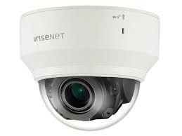 PND-9080R Câmera Network Interna 12MP 4K IR Dome - Hanwha