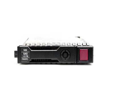 718292-001 - HD Servidor HP V2 G8 G9 1,2TB 6G 10K 2,5 SAS