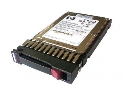 737571-001 - HD Servidor HP 300GB 12G 15K 3,5 SAS DP