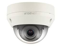 QNV-7080R Camera Network 4MP IR Vandal Dome