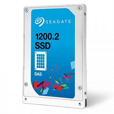 ST400FM0233 - HD Servidor Seagate 400GB 2.5 SAS 12G eMLC SSD