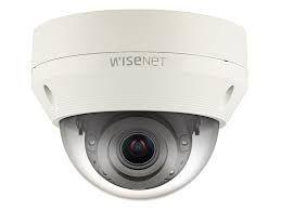 QNV-6070R Câmera Network 2MP IR Dome Resistente à Vandalismo - Hanwha