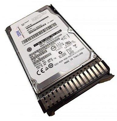 00WG720 - HD Servidor IBM 1,2TB 10K 12G 2,5 SAS