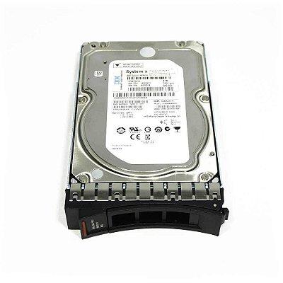 49Y6210 - HD Servidor IBM 4TB 7,2K 6G 3,5 SAS NL