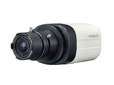 HCB-7000 Câmera Wisenet HD + Box de 4MP - Hanwha