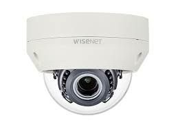 HCV-7070R Camera Analog HD 4MP Wisenet HD+ Outdoor Dome