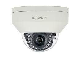 HCV-7010R Camera - Analog HD 4MP Wisenet HD+ Outdoor Dome