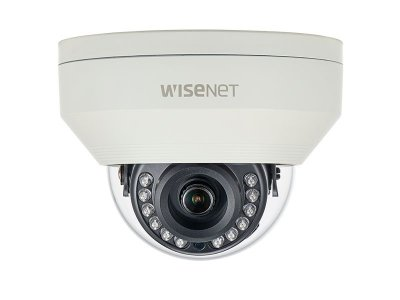 HCV-7020R Camera Analog HD 4MP Wisenet HD+ Outdoor Dome
