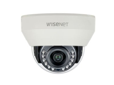 HCD-7010R Camera - Analog HD 4MP Wisenet HD+ Indoor Dome