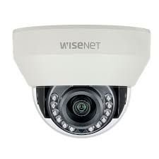 HCD-7030R Camera Analog HD 4MP Wisenet HD+ Indoor Dome