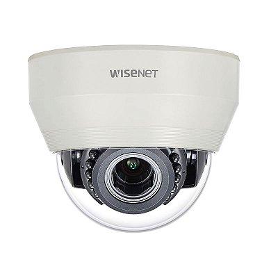 HCD-6070R Câmera HD Analógica Interna IR Dome 2MP - Hanwha