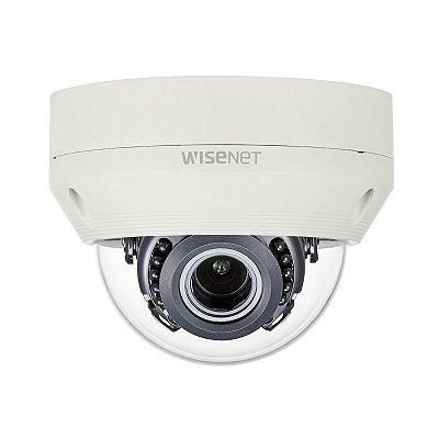 HCV-6070R Câmera HD Analógica Externa IR Dome 2MP - Hanwha