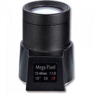 SLA-E-M1240DNB Lens Megapixel DC-iris Lens