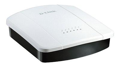 DWL-8610AP D-Link Ponto de Acesso Wireless AC 1750 Dual Band 2.4/5.0GHz Indoor + 2x LAN Gigabit