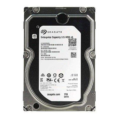 ST1000NM0055 - HD Servidor Seagate ENT 1TB 7.2K 3.5 6G 512n SATA