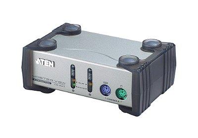 CS82A Comutador KVM de 2 portas PS/2 VGA