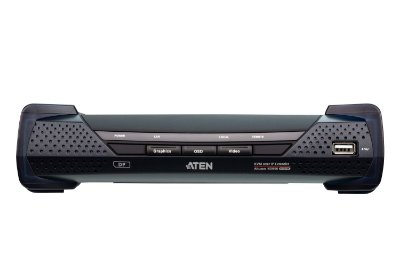 KE9950R Recetor 4K DisplayPort de ecrã individual KVM Sobre IP