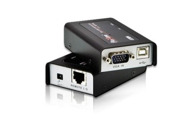 CE100 Mini extensor KVM USB VGA Cat 5 (1280 x 1024 a 100m)